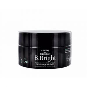 Diet World B.Bright - Poudre de charbon blanchiment dentaire