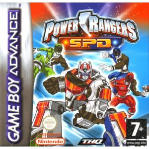 Power Rangers : Space Force Delta [GBA]