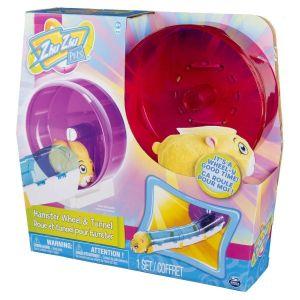 Splash Toys Zhu Zhu Pets - Roue et tunnel pour hamster