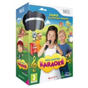 Mon Premier Karaoké + 1 micro pour Wii [Wii]