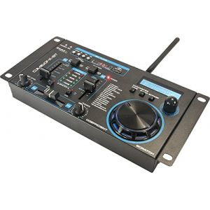 Ibiza Sound Ibiza 15-2374 DJM160FX-BT Table de mixage