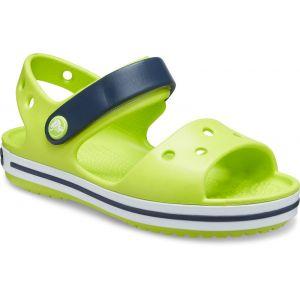 Crocs Crocband, Sandale Mixte Enfant, Vert