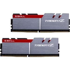 G.Skill F4-3200C16D-8GTZB - Barrette mémoire TridentZ Series DDR4 8 Go (2 x 4 Go) DIMM 288-PIN 3200 MHz
