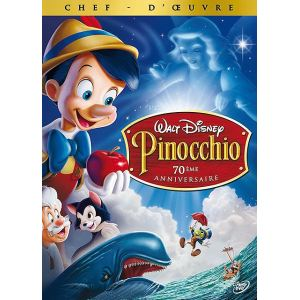 Pinocchio - Walt Disney
