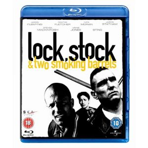 Lock, Stock and Two Smoking Barrels [Blu-Ray] [Import italien]