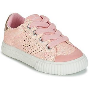 Victoria Baskets basses enfant DEPORTIVO GLITTER FINO rose - Taille 34,35