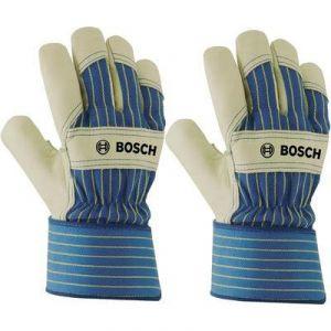 Bosch 2607990108 - Gants en cuir de bovin pleine fleur GL FL 10