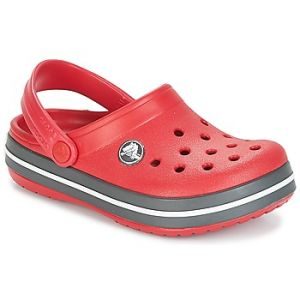 Crocs Crocband Clog Kids, Sabots Mixte Enfant, Rouge (Pepper/Graphite), 20-21 EU