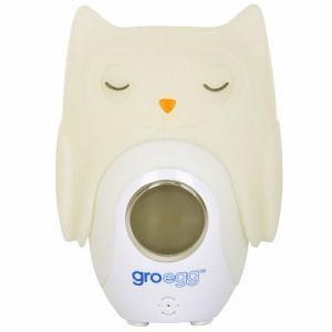The Gro Company THE COMPANY Chapeau Oona la Chouette pour Thermomètre numérique -Egg2