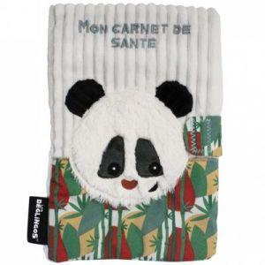 Les Déglingos LES Protège Carnet de Santé Rototos Le Panda