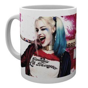 GB eye Mug Suicide Squad Harley Quinn Win