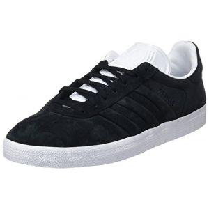 Adidas Gazelle, Baskets Homme, Noir Negbás/Ftwbla 000, 42 EU