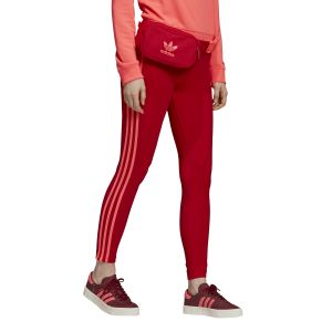 Adidas Collant 3 bandes Originals Rouge - Taille 36