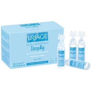 Uriage Isophy - Dosettes pour le nez et les yeux