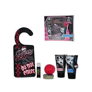 Beauty and Care Coffret de bain Monster High