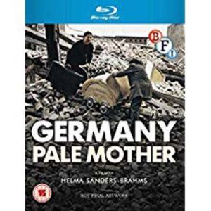 Import Germany, Pale Mother Blu-Ray