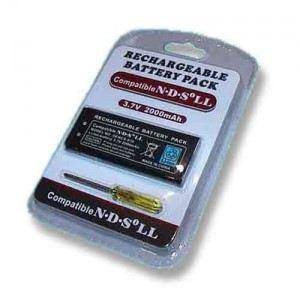 Players Batterie de rechange pour Nintendo DSi XL