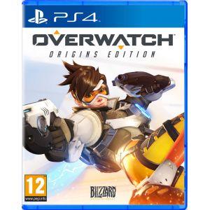 Overwatch sur PS4