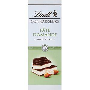 Lindt Connaisseurs Noir Pâte d'Amande 120 g
