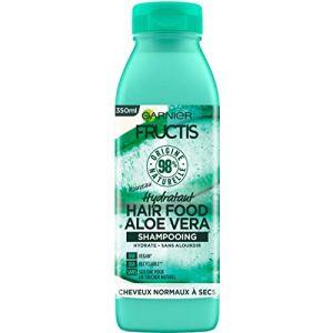 Garnier Fructis - Shampooing Hair Food Aloe Vera (Cheveux Normaux à Secs) - 350 ml