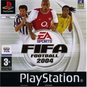 FIFA 2004 [PSone]