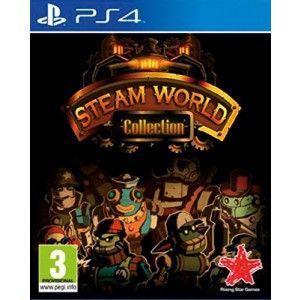 Steamworld Collection sur PS4