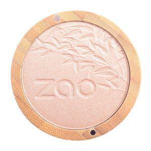 Image de Zao MakeUp Shine Up Powder 310 Champagne rosé