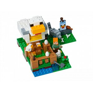 Lego 21140 - Minecraft : le Poulailler