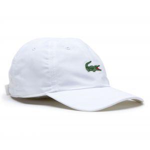 b17202524a Lacoste Sport RK2464, Casquette de Baseball Homme, Blanc (Blanc), Unique (