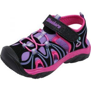Skechers Sandales 86656N-BKD-2 violet - Taille 23