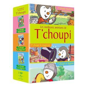 Coffret T'choupi
