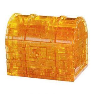 HCM Kinzel Coffre au trésor - Puzzle 3D 46 pièces