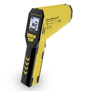 Trotec Pyromètre TP10 - Thermomètre pistolet infrarouge
