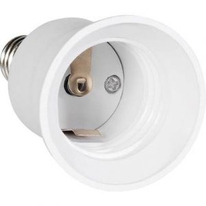 Renkforce Adaptateur pour douille d'ampoule E14 97029c81h 230 V 75 W 3 pc(s)