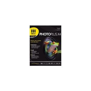 PhotoPlus X4 pour Windows