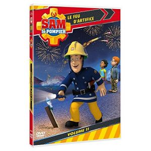 Sam le Pompier vol. 11 : le Feu d'Artifice