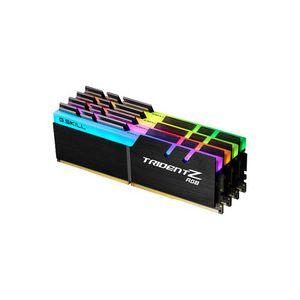 G.Skill DDR4 Trident Z RGB PC4 28800 / DDR4 3600 Mhz 4 x 8Go