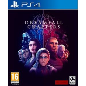 Dreamfall Chapters sur PS4