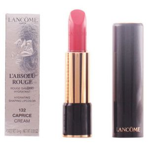 Lancôme L'Absolu Rouge : 132 Caprice - Rouge galbant hydratant