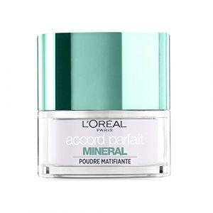 L'Oréal Accord Parfait Mineral - Poudre matifiante