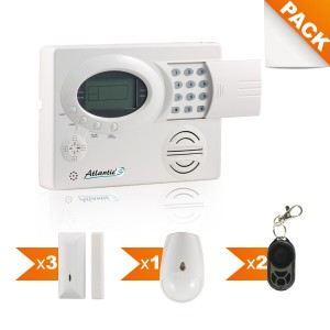 Atlantic's ST-III n°2 - Kit alarme sans fil