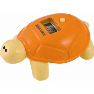 Switel Thermomètre de bain Tortue