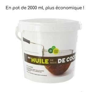 Purasana Huile de noix de coco