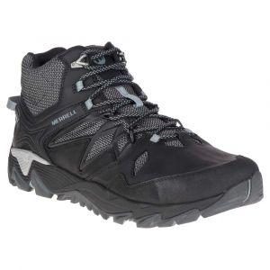 Merrell All Out Blaze 2 Mid Gtx, Chaussures de Randonnée Hautes Homme, Noir