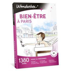 Wonderbox Bien-être à Paris - Coffret cadeau 1380 soins