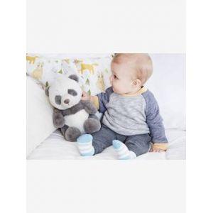 cloud.b Cloud-b Peluche musicale Peaceful Panda blanc