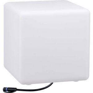 Paulmann Système déclairage Plug&Shine Cube 94181 6.5 W blanc chaud blanc
