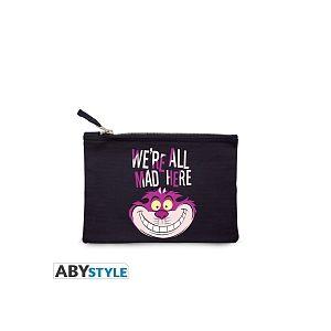Abysse Corp Trousse à maquillage Disney Alice au Pays des Merveilles noir