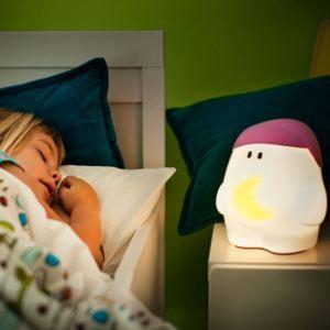 Philips myKidsRoom - Lampe à poser et veileuse