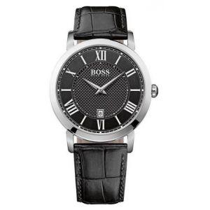 Hugo Boss 1502376 - Montre pour femme avec bracelet en cuir